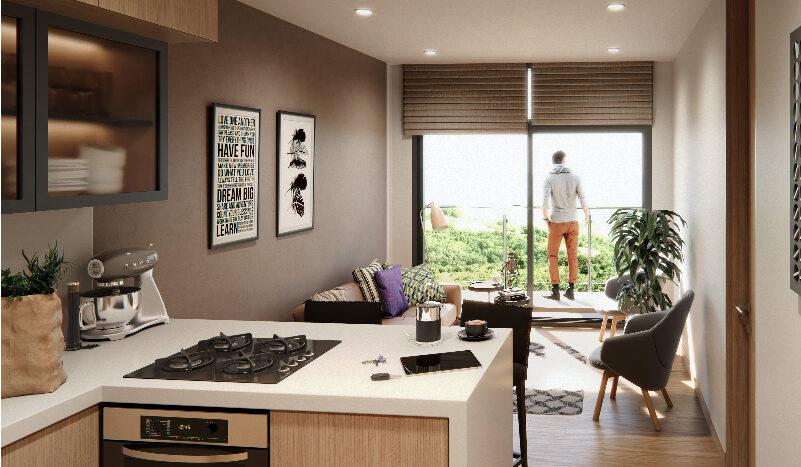 Apartasuites 1 y 2 habitación